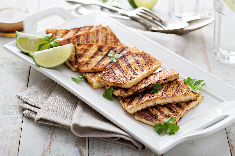 Tofu-na-grilu
