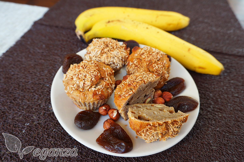 bananove-muffiny