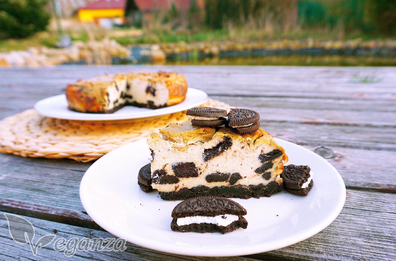 oreo-cheesecake-vegan